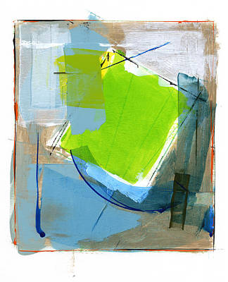 Painting - Moving Forward by Chris N Rohrbach