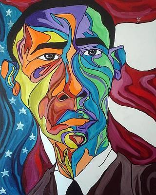 Mr. President Print by JaFleu