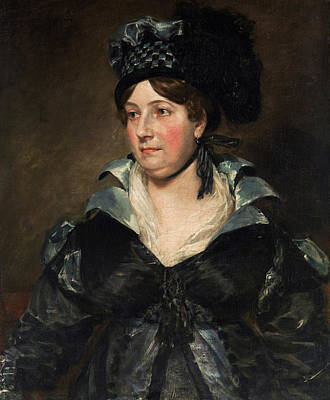 Romanticism Painting - Mrs James Pulham Sr by John Constable