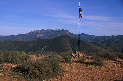 Sycamore Canyon Photograph - Mugu Peak by Soli Deo Gloria Wilderness And Wildlife Photography