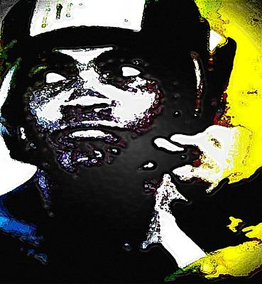 Cdkirven Mixed Media - Muhammad Ali by CD Kirven