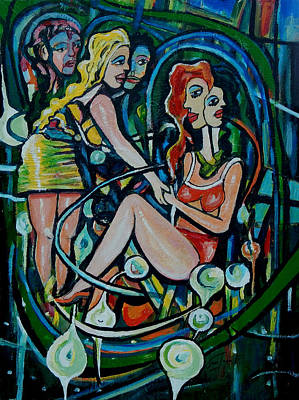 Multiple Personality Original by Denis Grosjean
