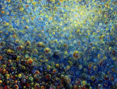 Basic Painting - Multiverse by De Es Schwertberger