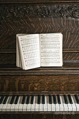 Music Print by Margie Hurwich