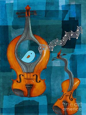 Musiko Print by Aimelle