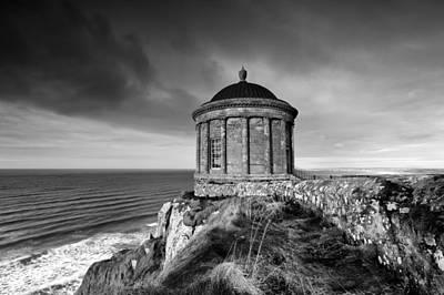 Portrush Photograph - Mussenden Temple by Pawel Klarecki