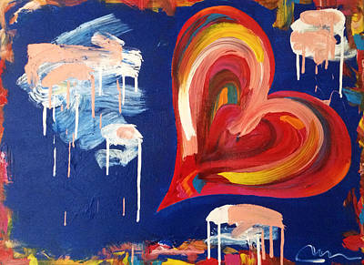 Painting - My Angel by Mac Worthington