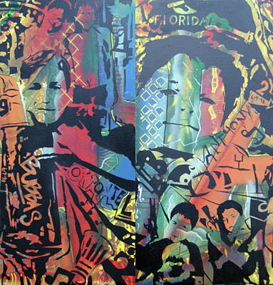 My Bubbas Print by Ottoniel Lima
