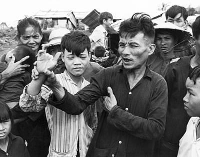 My Lai Massacre Victims Print by Underwood Archives