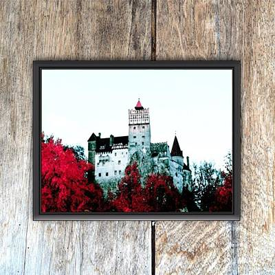 Dracula Photograph - My Most Popular Print! Can't Wait For by Flash28photography