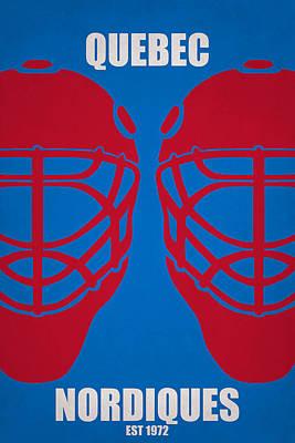 Hockey Photograph - My Quebec Nordiques by Joe Hamilton