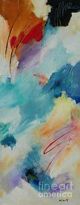 Mystic Mood 001 Print by Donna Frost