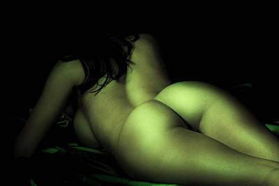 Nude Photograph - Naked  by Naman Imagery