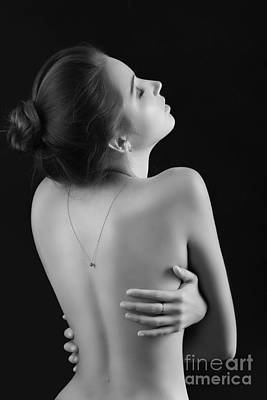 Cool Jewelry Photograph - Naked Sensual by Aleksey Tugolukov