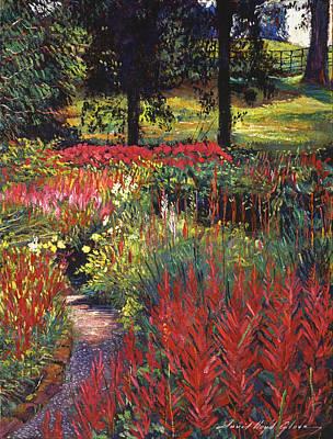 Nature's Dreamscape Original by David Lloyd Glover