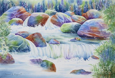 Nature's Jewel Print by Deborah Ronglien