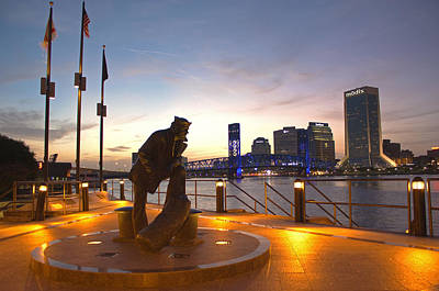 Navy Memorial Original by Joseph Williams