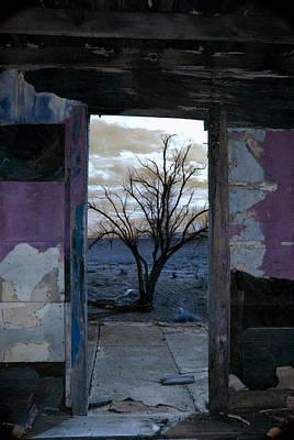 Ground Zero Digital Art - Near Ground Zero Circa 1954 by Rich Beer