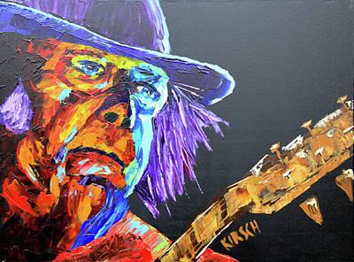 Neil Young Original by Robert Kirsch