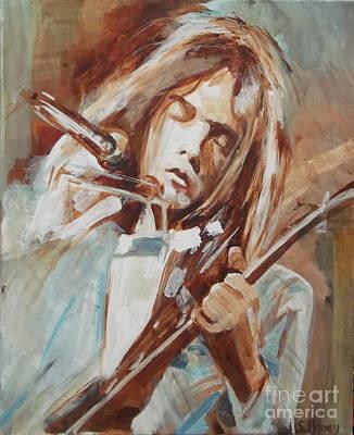 Neil Young Original by Sandra Haney