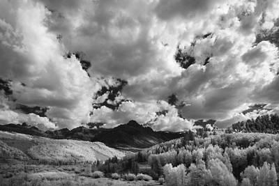San Juan Mountain Range Photograph - Never Get Tired by Jon Glaser
