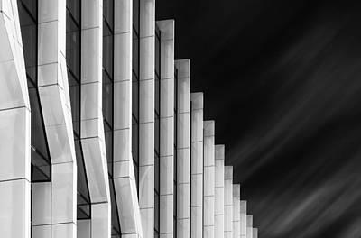 Holland Photograph - New Amsterdam by Jeroen Van De Wiel