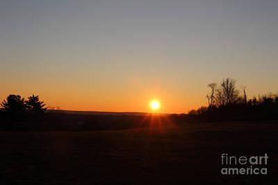 Sunrise Photograph - New Sunrise by Neal Eslinger
