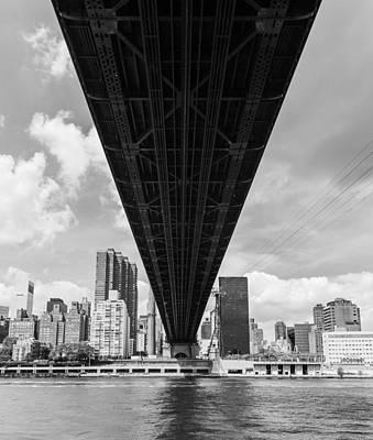 Photograph - New York City - Queensboro Bridge by Thomas Richter