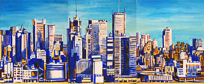 New York, New York Original by Kateryna Bortsova