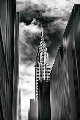 New York State Of Mind Print by Jessica Jenney