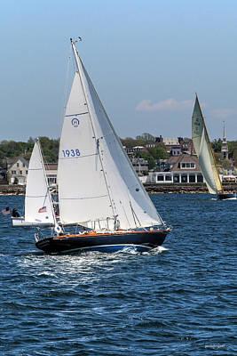 Must Art Photograph - Newport Rhode Island by Tom Prendergast