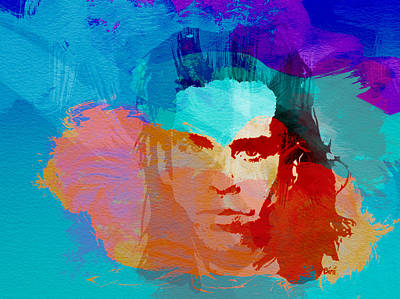Nick Cave Print by Naxart Studio