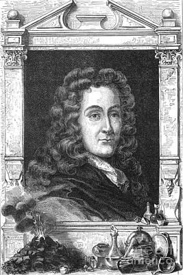 Nicolas L�mery, French Chemist Print by Science Source