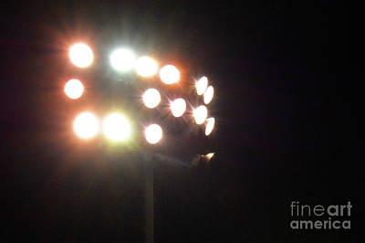 Night Lights Original by Dan Holm
