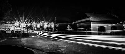 Whites Photograph - Night Time At Old Town by Parker Cunningham