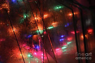 Framed Art Photograph - Nightlite by Shane Patrick Milligan