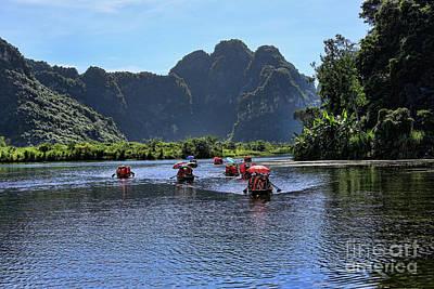 Binh Photograph - Ninh Binh II by Chuck Kuhn