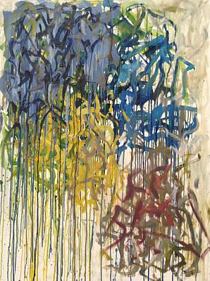 Painting - No More Potatoes.. Please by Khalid Alzayani