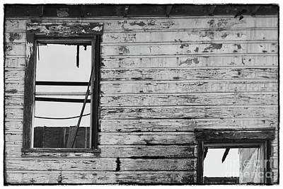 No Roof Print by Ana V Ramirez