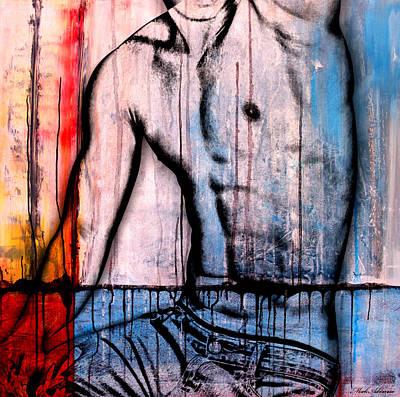 Artistic Digital Art - Nordstrom by Mark Ashkenazi
