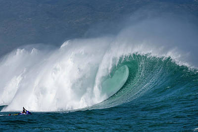 Menacing Photograph - Hawaii Five-0 by Sean Davey