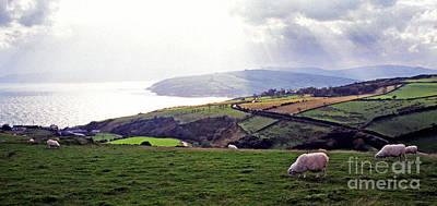 Northern Ireland Panoramic  Print by Thomas R Fletcher