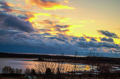 Lake Superior Art Gallery Photograph - Northern Dream by Esther Kather