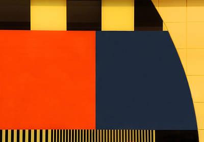 Nos Testscreen # 03 Print by Huib Limberg