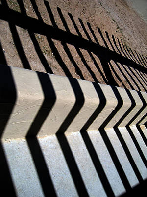 Not A Zebra Print by Susanne Van Hulst