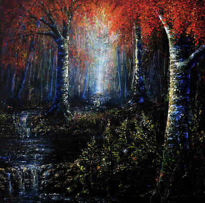 Impressionism Painting - Nothing Compares by Ann Marie Bone