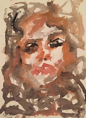 Noto I Print by Khalid Alzayani