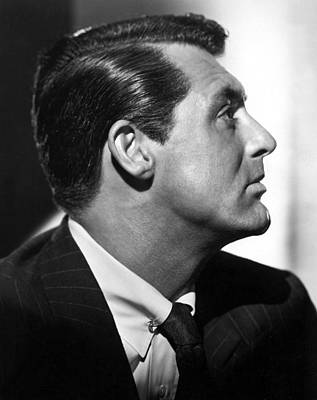 Notorious, Cary Grant, 1946 Print by Everett