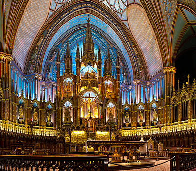 Old Montreal Photograph - Notre-dame by Ulrich Schade