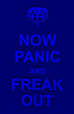 British Propaganda Digital Art - Now Panic 13 by Rob Hans
